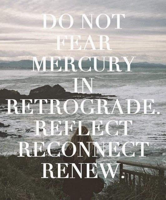 Mercury Retrograde 101 ☿ meaning, effects, dates, influence and what to do ♥   AstrologyMarina   Bloglovin'