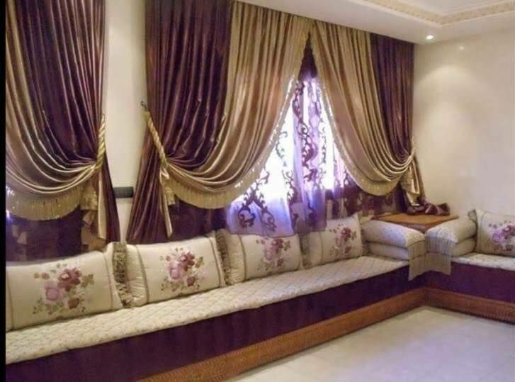 best 25 salon marocain ideas on pinterest salon plus. Black Bedroom Furniture Sets. Home Design Ideas