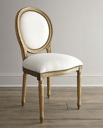 Serena Dining Chair by Old Hickory Tannery at Horchow.