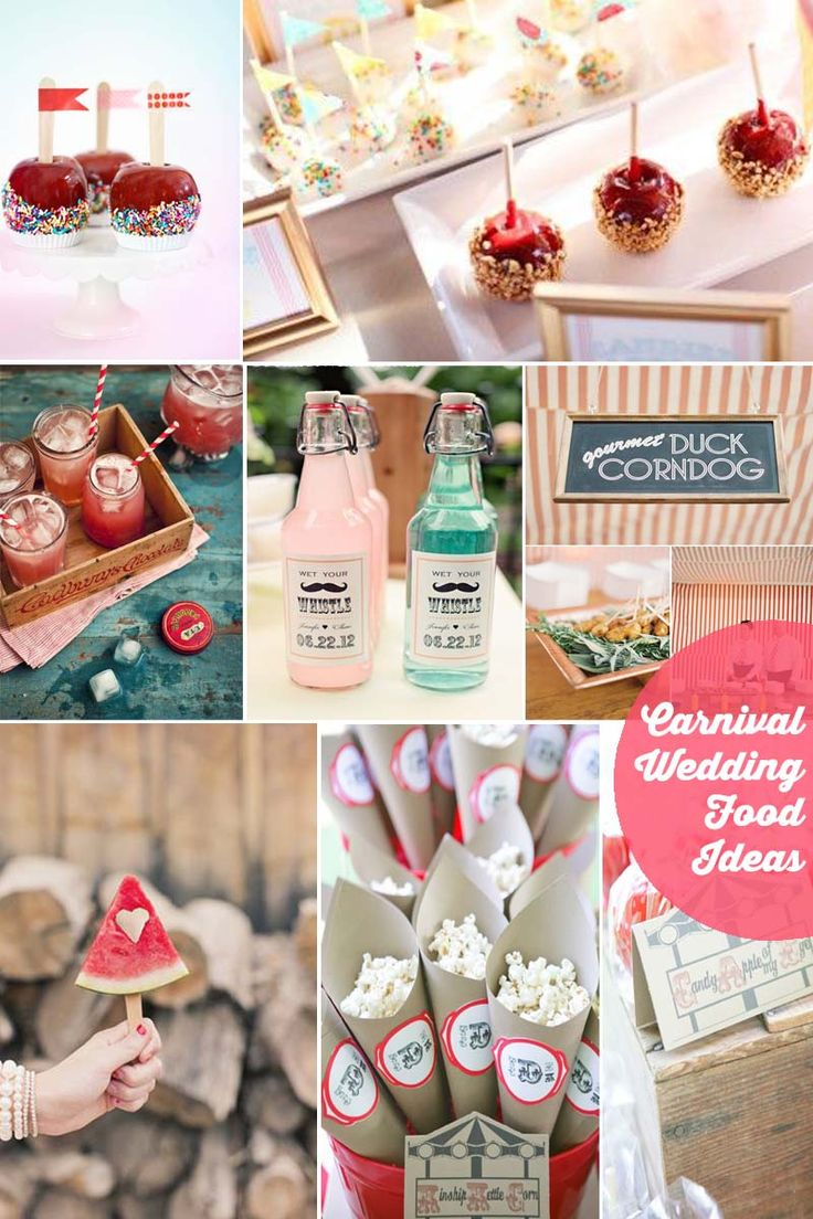 Our Guide to Planning a Carnival Wedding >> http://www.yesbabydaily.com/blog/a-carnival-wedding