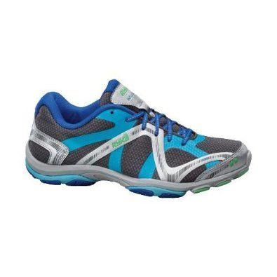 Zapatillas RYKA para caminar, Shift para mujer, azul marino / verde azulado, 7 W US