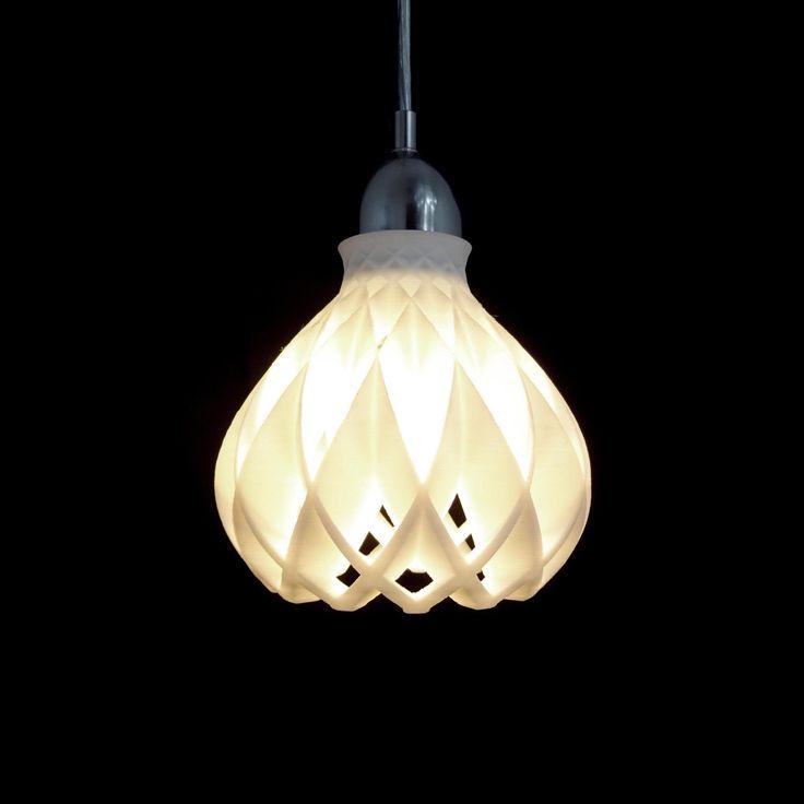 Fractal Pendant Lights: 14 Best Images About 3D Printing On Pinterest