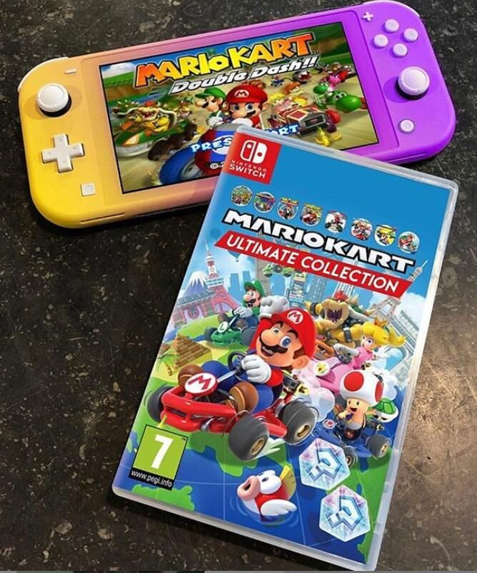 Wonder When Nintendo Will Give The Switch Its Own Mario Kart Game Nintendo Switch Mario Kart Games Free Eshop Codes