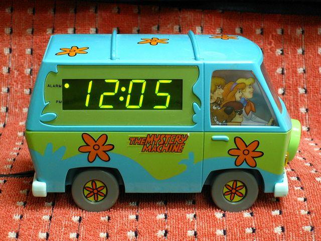 Scooby-Doo the Mystery Machine by mrbinfv, via Flickr