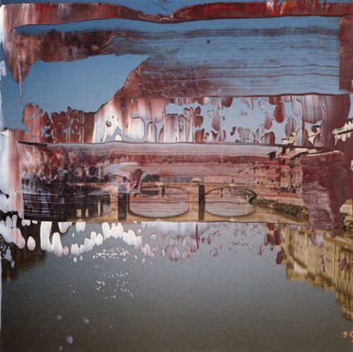 Richter. The rendering of this landscape's reflection is so freaking amazing!