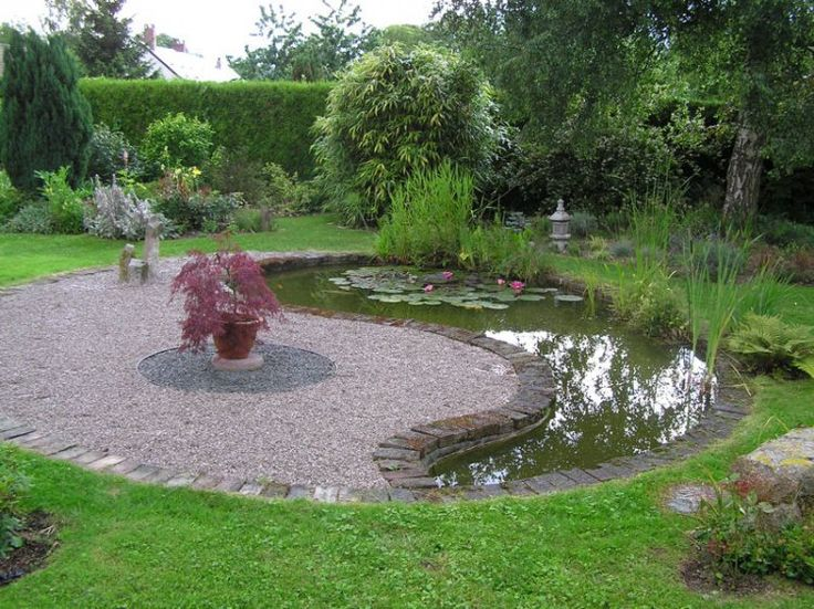 11 best yin yang garden design images on pinterest yin for Jardin yin yang