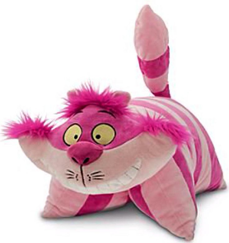 Alice in Wonderland Cheshire Cat Pillow Pet