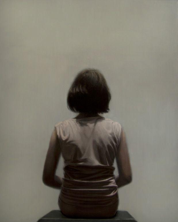 Saatchi Online Artist: daniel gonzalez coves; Oil, 2012, Painting Net no.8