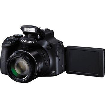 Långzoom  Canon Powershot SX60 HS