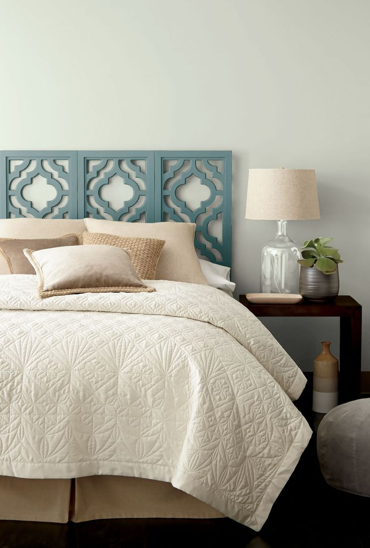 Best 25 blue green paints ideas on pinterest blue green - Blue green paint colors for bedroom ...