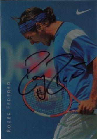 Роже Федерер.  Теннисист.