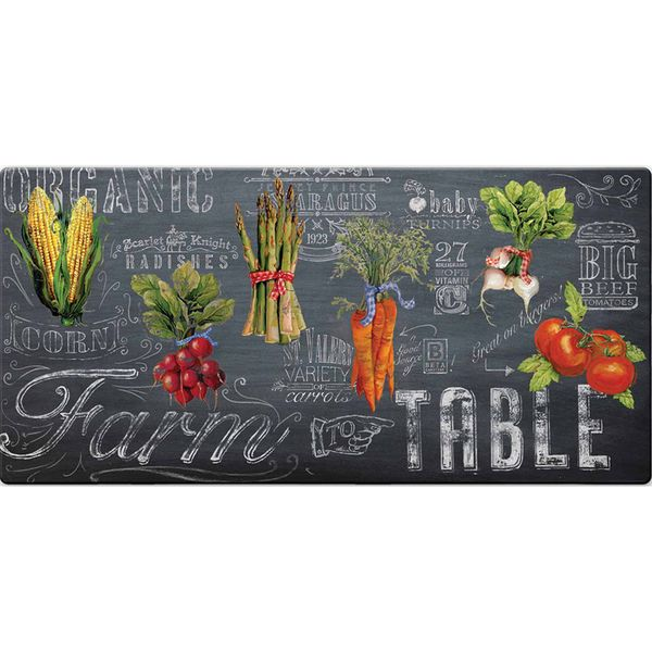 Indoor Farm To Table Kitchen Mat (20 x 41)