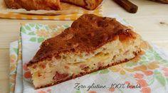 Torta salata senza glutine perfetta per da portare nel cestino da picnic o da servire in un buffet. Molto semplice da preparare e veloce