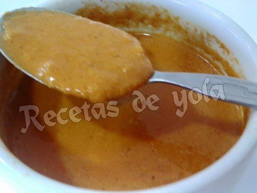 SALSA DE CURRY LITHG | Cocinar en casa es facilisimo.com - recetasyola