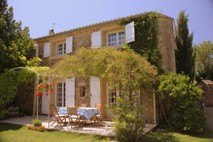 Villas in Languedoc, South of France