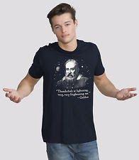 Headline Shirts Galileo Funny Men's 100% Cotton T-Shirt