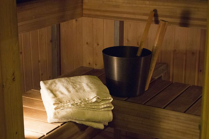 Sauna, Hotelli Lohja   by visitsouthcoastfinland #visitsouthcoastfinland #Finland #Lohja #hotellilohja #sauna