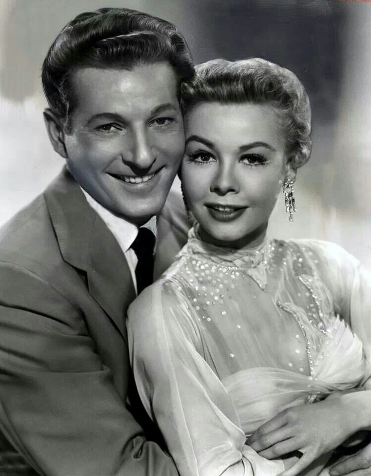 Danny Kaye and Vera Ellen-- White Christmas