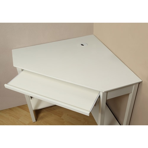 Elise Corner Desk - Walmart.com | Home Offices | Pinterest