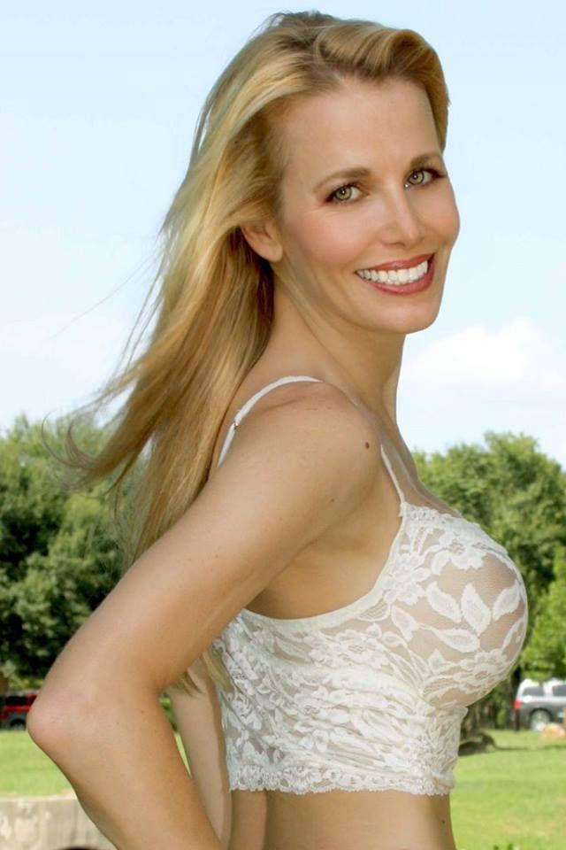 Mature blonde models