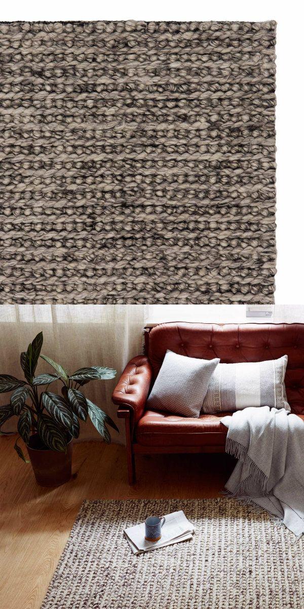 Unsere Kollektion Melby Ist Eine Aussergewhnliche Webarbeit Der Teppich Von Zurckhaltender Melierter Farbe Und