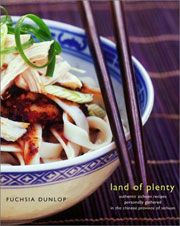 Buy the Land of Plenty cookbook