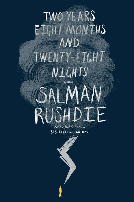 I got Two Years Eight Months and Twenty-Eight Nights by Salman Rushdie! Sounds great actually! What New Book Should You Read This Fall?