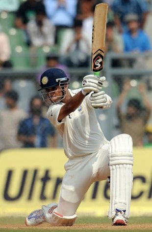 Rahul Dravid - This is one of the people who inspired me as a kid growing up. It's easy to notice that he is a sportsman, but it is who he is as a person that defined him and made him a role model for me.