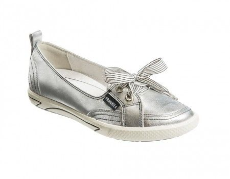 Podiatrist approved....orthotic friendly. Nerd alert!  At least they're cute tho! FRANKiE4 - SOPHiE Silver