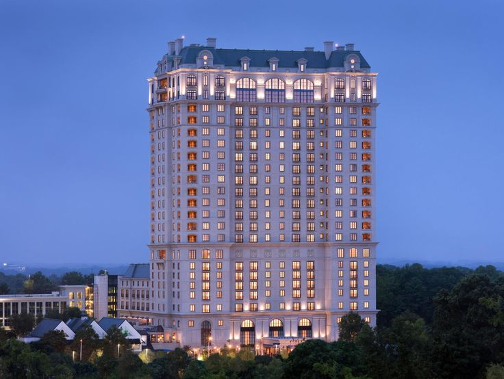 Atlanta (GA) The St. Regis Atlanta United States, North America The St. Regis Atlanta is a popular choice amongst travelers in Atlanta (GA), whether exploring or just passing through. Featuring a complete list of amenities, guests will find their stay at the property a comfortable one. Take advantage of the hotel's facilities for disabled guests, Wi-Fi in public areas, valet parking, room service, airport transfer. Each guestroom is elegantly furnished and equipped with handy ...