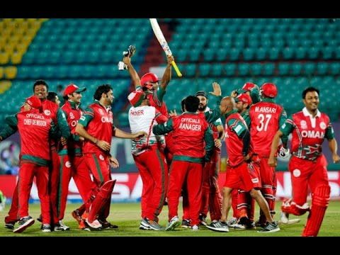 Oman Stunned Ireland in T20 world Cup Qualifier