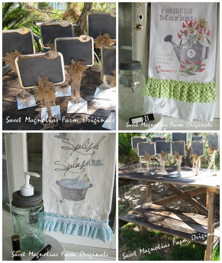 Sweet Magnolias Farm: Sweet Magnolias Farms ~ First Sneek Peek for The Vintage Marketplace