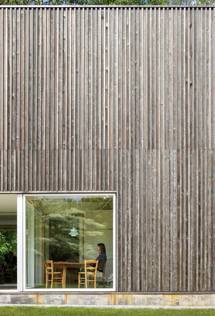 Nubuqnu architectes . maison buq . haute-normandie (10)  Haute NormandieWood  FacadeExteriorArchitecture
