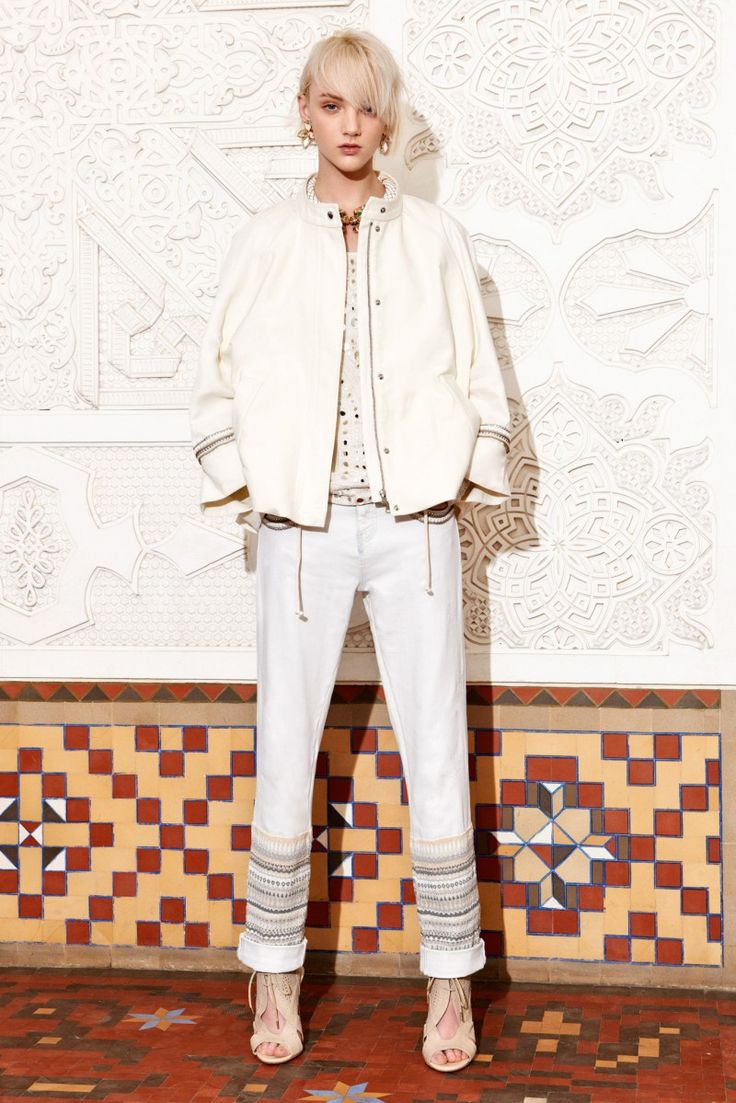 Roberto Cavalli Lookbook - Resort 2014