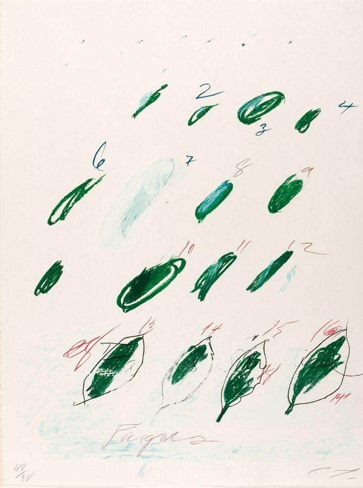 cy twombly                                                                                                                                                                                 もっと見る