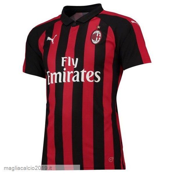 Completi Calcio In Offerta PUMA Thailandia Home Maglia AC Milan 18 ...