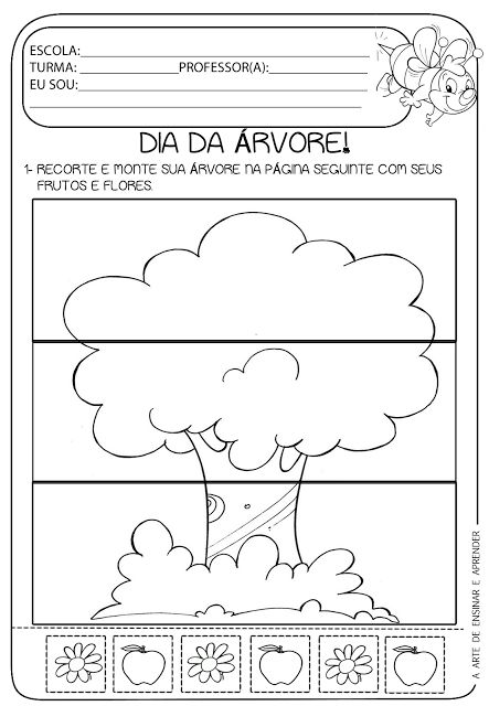 Atividade pronta - Dia da Árvore                              …