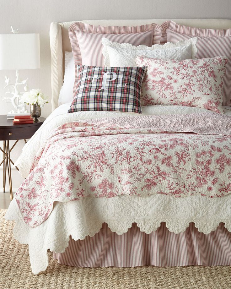 Amity Home Evergreen Toile Bedding                                                                                                                                                                                 More