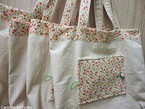 Ecobags para supermercado! - #Ecobags #para #supermercado