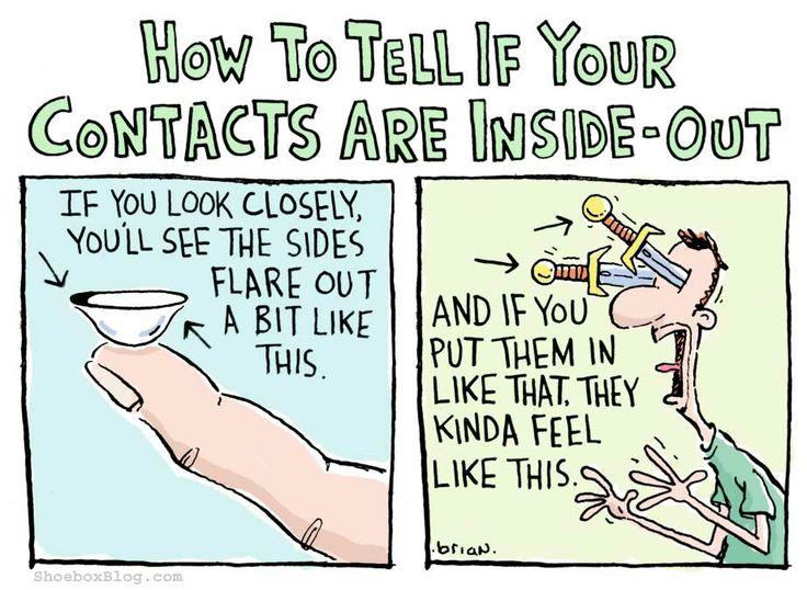 hahahahaha happens to me all the time!