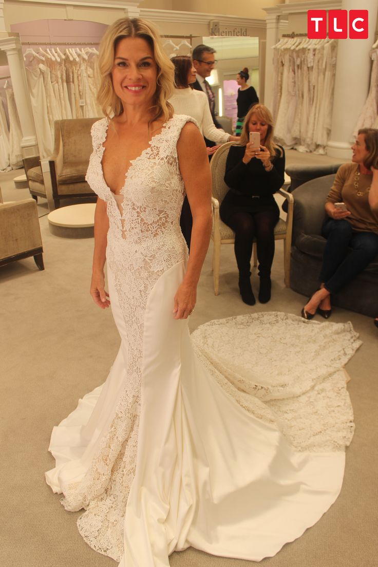 Cat Cora, LOVE BY PNINA TORNAI $4,200 STYLE #14501A