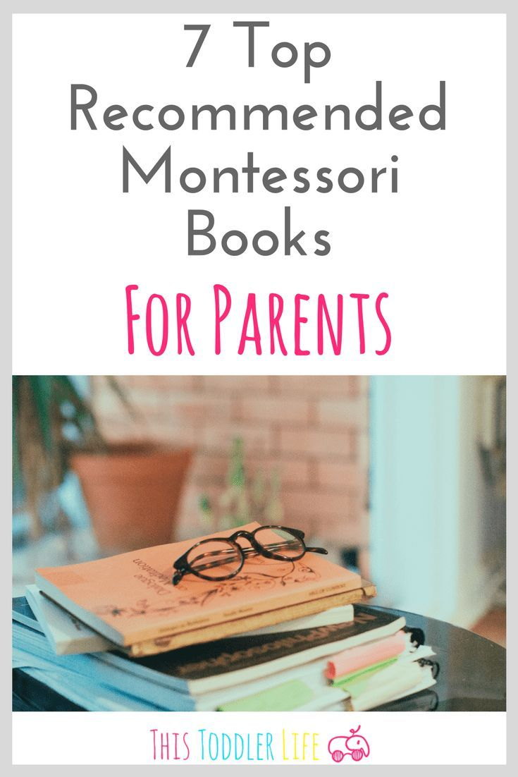 Ready to start diving into the world of Montessori but don't know where to start? Grab one of the highly recommended Montessori books!