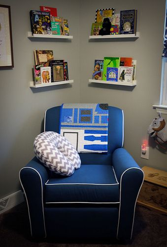 Star Wars Nursery -- Picture Heavy! - HOME SWEET HOME .. This is the most AMAZING nursery... And I truly freaking love that she handmade just about everything... totally badass!