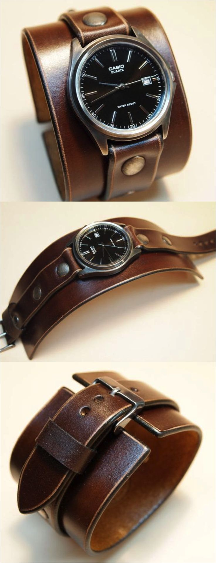 I know you secretly always wanted to be Nathan Drake from Unchartered. Now you can pretend to be him with a totally accurate replica watch! | Made on Hatch.co by independent artists