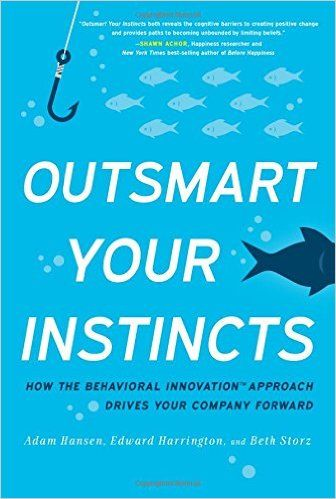 """Outsmart Your Instincts. That's how you move from what is into the potential of what can be. To sum up, you will be able to apply what you learn in this book as a tool for using the Behavioral Innovation™ approach to drive your company forward. In it there is a solid instruction like this statement straight out of the book. """"Combat the tenacity of Cognitive Biases. Stay humble, keep curious, and never lose the sense of play."""""""