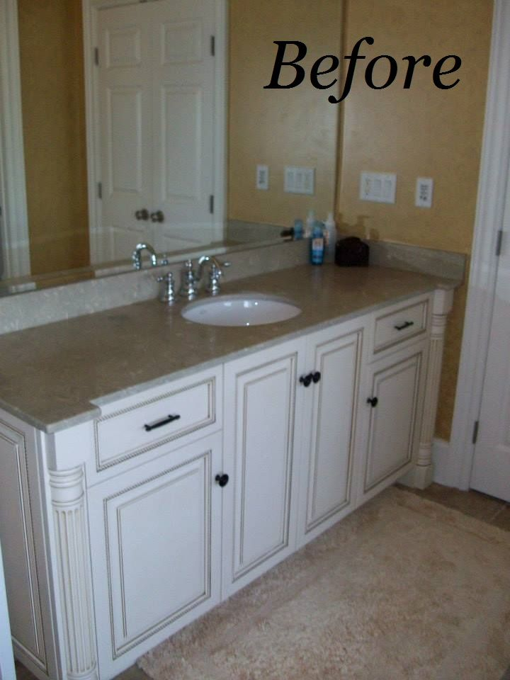 Photo Gallery For Website Point of View Interiors LLC Master Bathroom Renovation BEFORE Trumbull CT