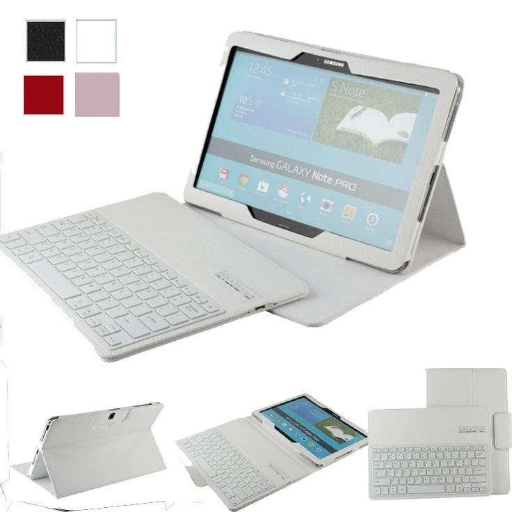 51.64$  Watch now - http://ali7g3.worldwells.pw/go.php?t=32757893609 - 2 Free Gifts Wireless Bluetooth Keyboard Case for Samsung Galaxy Tab Pro 12.2 P900 Russian/Spanish Keyboard Language Customize