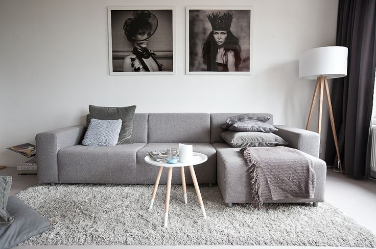 Christian Grey's apartment. See exclusive images of our pieces on Grey's apartment at www.delightfull.eu