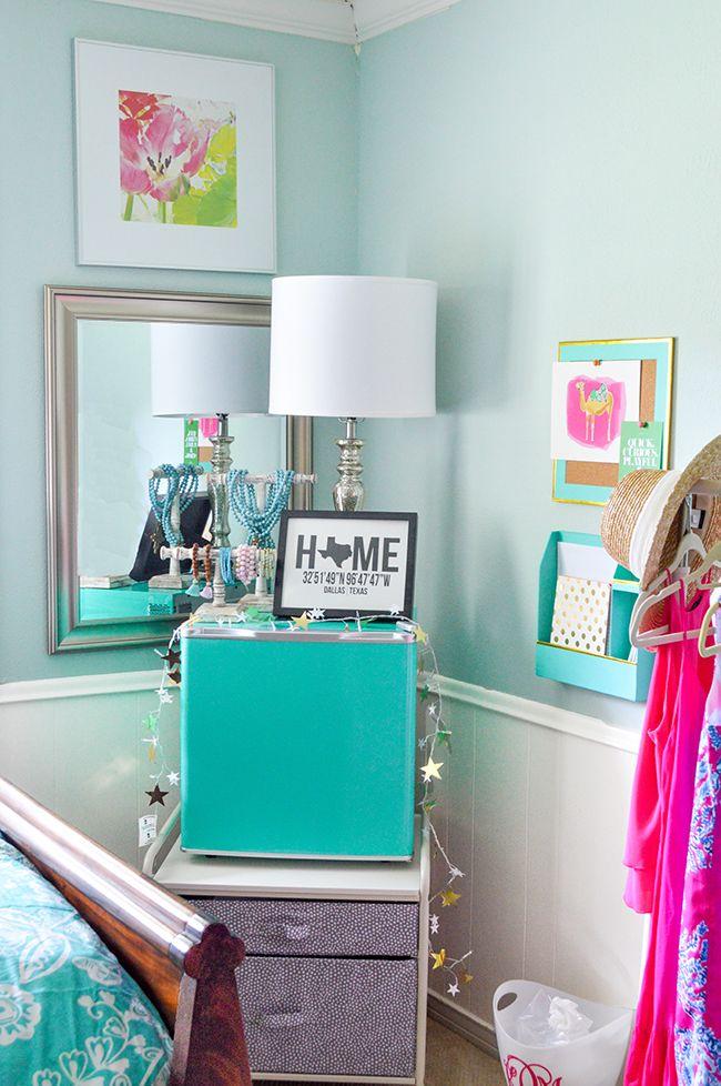 Perfect Mini Fridge Time. College Dorm RoomsCollege ... Part 23