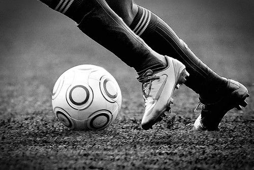 soccer ball and cleats black and white - Google Search